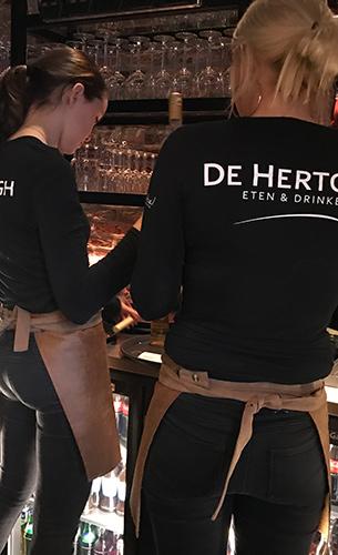 De Hertogh Eten & Drinken | Vacature fulltime medewerker bedieining